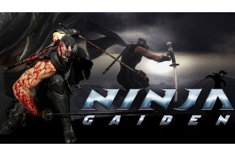 Ninja Gaiden Trilogy Game Movie (Sigma 1, 2, Razor's Edge ...