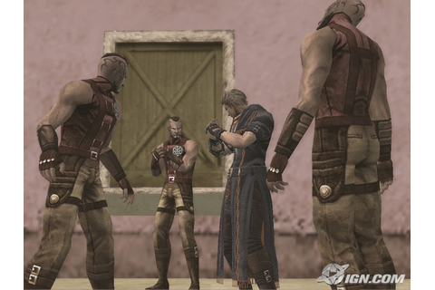 God Hand Screenshots, Pictures, Wallpapers - PlayStation 2 ...
