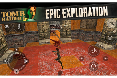Tomb Raider I - Android Apps on Google Play