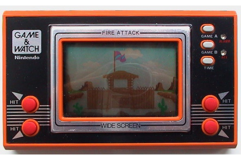 Fire Attack | game & watch .net