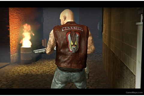 Warriors Vest Francis Body (Left 4 Dead 2) - GameMaps