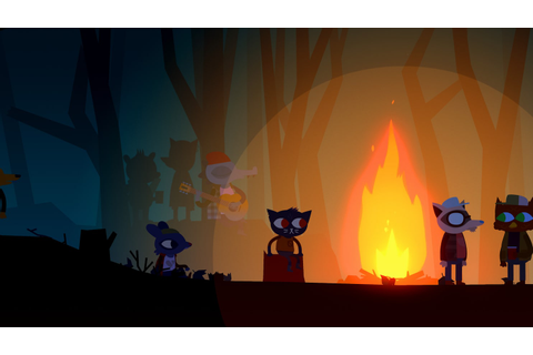 'Night in the Woods' is great, and a lesson for all game ...