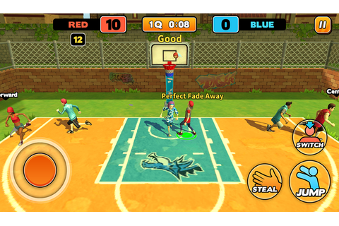 Amazon.com: Street Basketball - FreeStyle: Appstore for ...