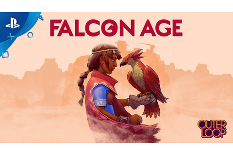 Falcon Age - Gameplay Trailer | PS4, PS VR - YouTube