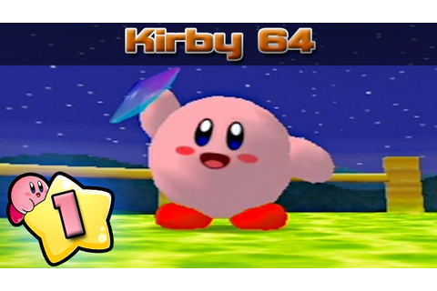 Kirby 64: The Crystal Shards - Part 1 - YouTube