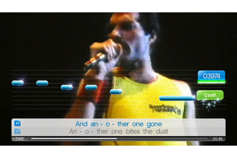 SingStar Queen Review: Play The Game