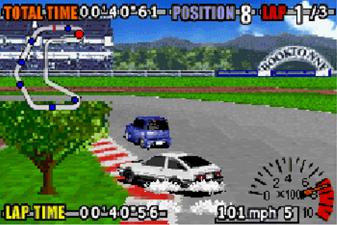 GT Advance 3 Pro Concept Racing - Symbian game. GT Advance ...