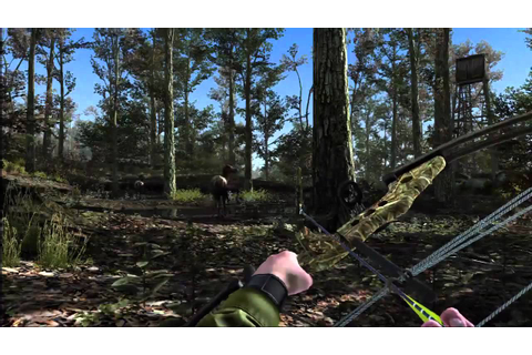 Cabela's Big Game Hunter 2012 - Gameplay Trailer (PS3, Wii ...