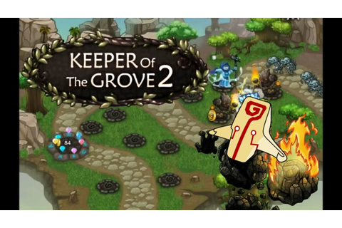 Keeper of the Grove 2 Walkthrough 100% HARD Difficulty 65 ...