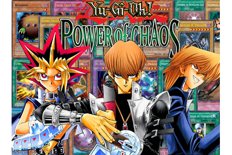 Yu-Gi-Oh! Power of Chaos Free Full Game Download - Free PC ...