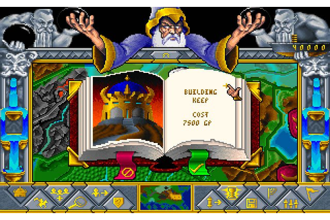 Download Fantasy Empires strategy for DOS (1993 ...