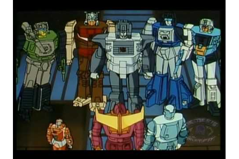 Transformers Headmasters Episode 2 - YouTube
