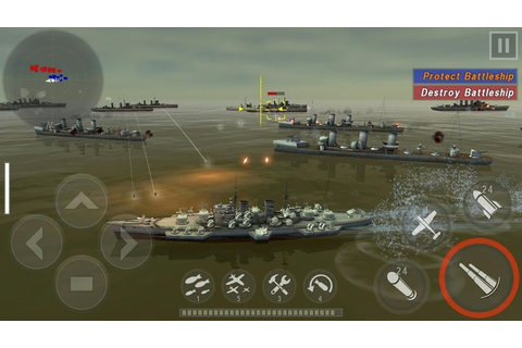 Play Warship Battle World War II on PC with BlueStacks