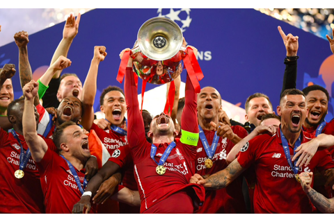 Liverpool Champions of Europe Again – And It's Totally ...