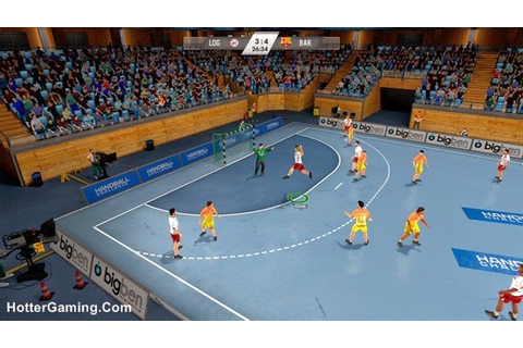 IHF Handball Challenge 14 PC Game |Free Download Games