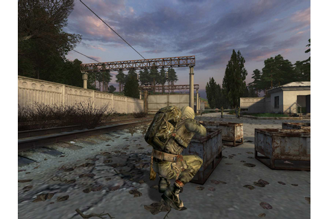 Stalker Shadow of Chernobyl Download - VideoGamesNest