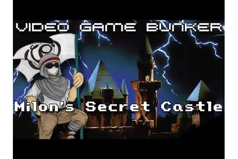Milon's Secret Castle - Video Game Bunker - YouTube