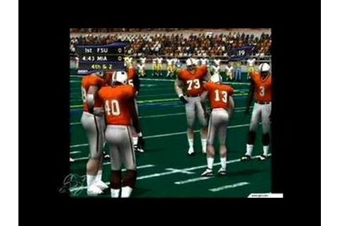 NCAA College Football 2K2: Road to the Rose Bowl Dreamcast ...