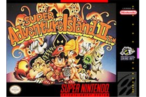 Super Adventure Island II - Wikipedia