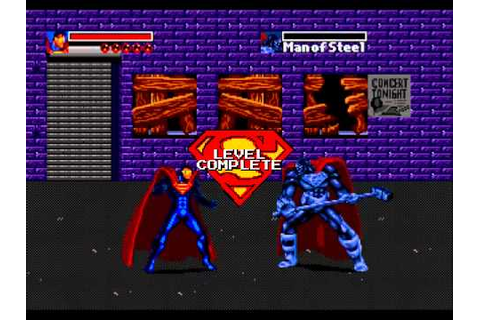 The Death and Return of Superman (Genesis) - YouTube