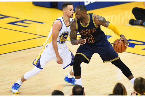 Watch the Best Plays From Game 1 of the 2016 NBA Finals ...