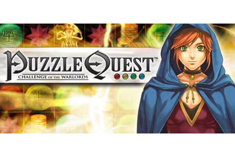 PuzzleQuest: Challenge of the Warlords on Steam