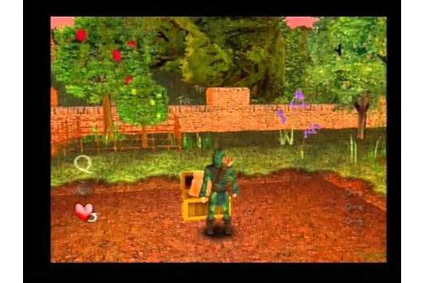 Robin Hoods Quest PS2 Gameplay (Oxygen) Playstation 2 ...