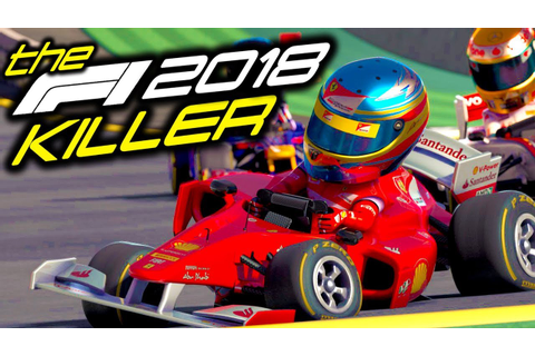PLAYING THE UNDISPUTED BEST F1 GAME EVER - The F1 2018 ...