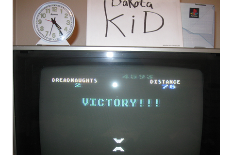 The Dreadnaught Factor (Atari 5200) high score by DakotaKid