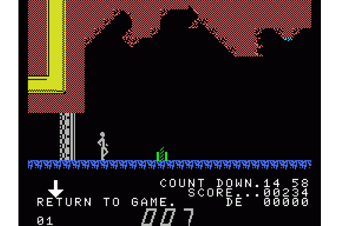 A View to a Kill: The Computer Game (1985) by Tomo Soft ...
