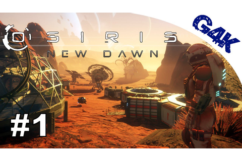 Osiris New Dawn | A New Space Survival Game | Osiris New ...