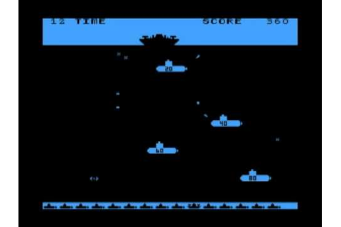 Coin-Op Games 1977 - Depthcharge (Gremlin) [MAME] - YouTube