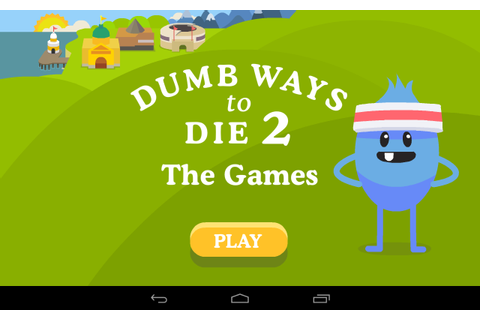 Download Dumb Ways To Die Game Free For Android - nationalfree
