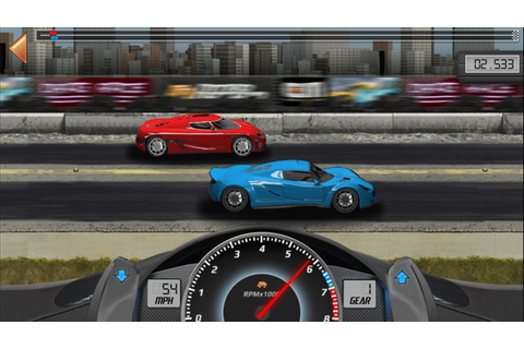 Drag Racing Classic by Creative Mobile