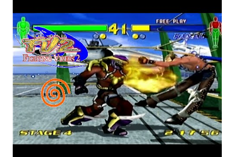 Fighting Vipers 2 playthrough (Dreamcast) - YouTube