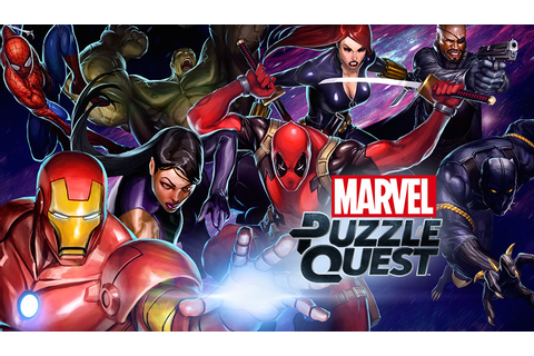 Marvel Puzzle Quest and Rübæus - Beeps and Beers | Chalgyr ...