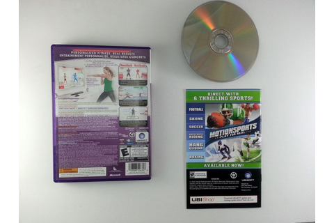 Your Shape: Fitness Evolved game for Xbox 360 (Complete ...