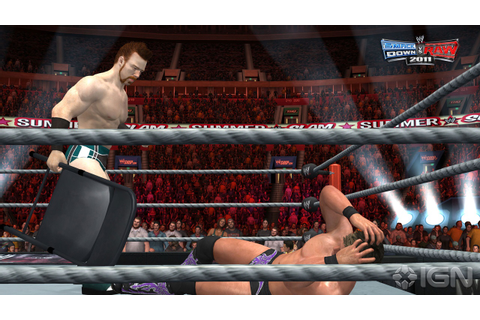 WWE SmackDown vs RAW 2011 Full Version PC Game [DIRECT]