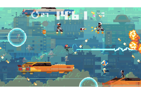 Super Time Force - Sloooowww Motion - YouTube