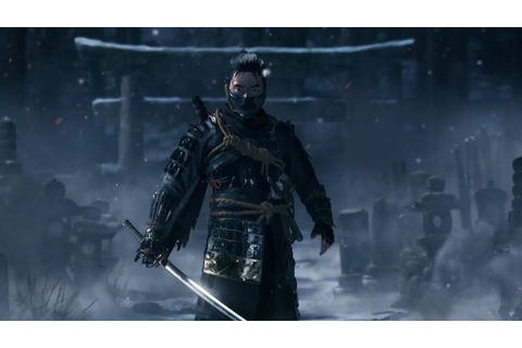 Ghost of Tsushima Announcement Trailer - Paris Games Week ...