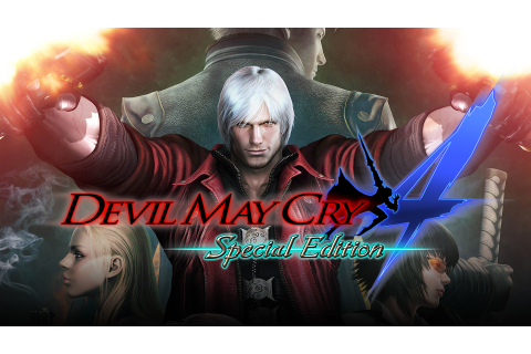 Devil May Cry 4 Special Edition | PC Steam Game | Fanatical