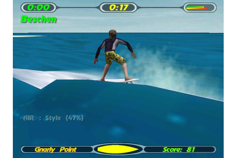Championship Surfer Download (2000 Sports Game)
