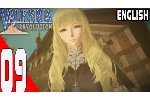 Valkyria Revolution - Walkthrough Part 09 - Chapter 8 Dark ...