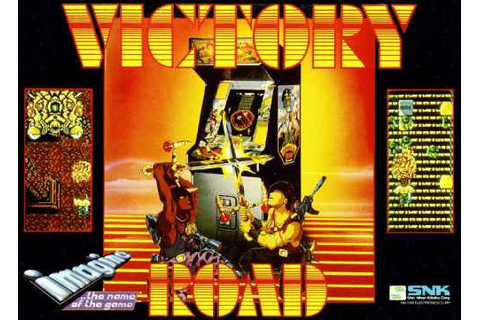 Victory Road | 80'S Top Games