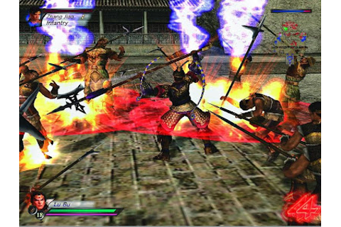 Download Dynasty Warriors 4 Hyper Pc Game [Mediafire ...