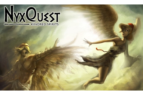 [Video Game Review] NyxQuest: Kindred Spirits (WiiWare ...