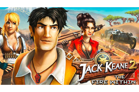 Buy Jack Keane 2 : The Fire Within key | DLCompare.com