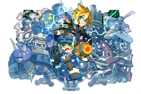 Switch/3DS Exclusive Mighty Gunvolt Burst Receives Release ...