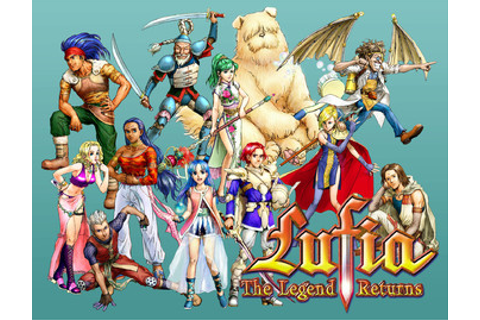 Lufia: The Legend Returns (Video Game) - TV Tropes