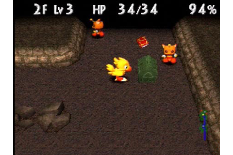 Chocobo's Dungeon 2 - The Final Fantasy Wiki - 10 years of ...